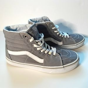 Vans SK8 High Top Skate Shoes Size Men 6/Women 7.5